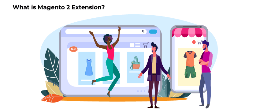 What is Magento 2 Extension