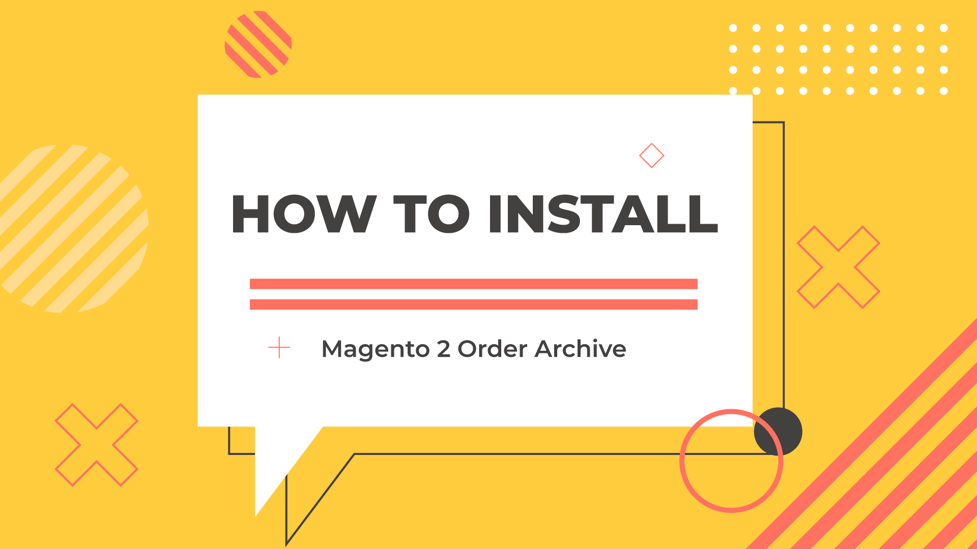 install magento 2 order archive