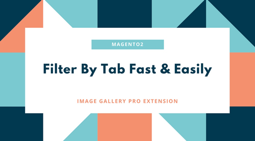 Magento 2 Image Gallery PRO: Filter By Tab Fast & Easily