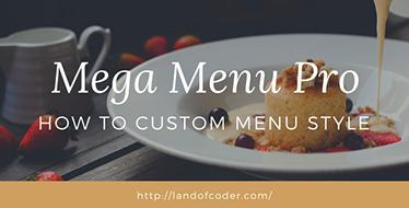 custom-menu