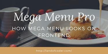 menu-frontent