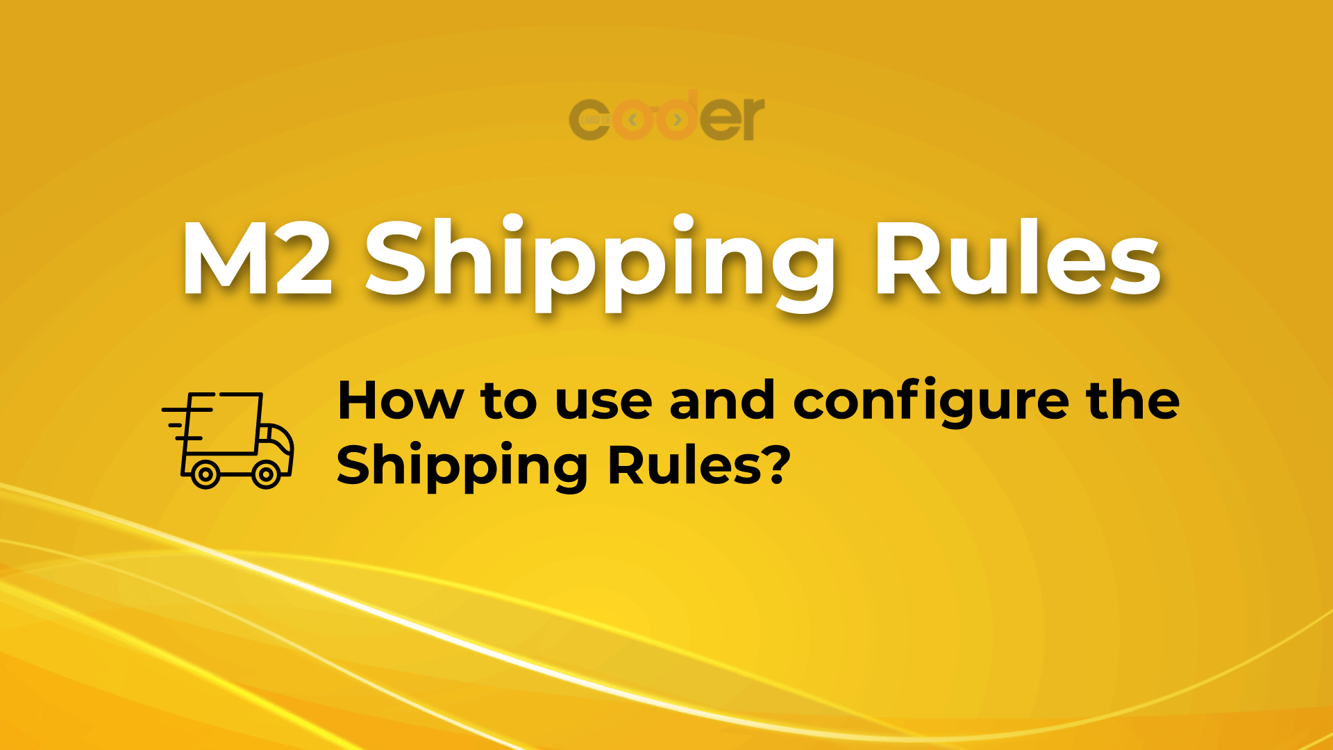 magneto 2 shipping rules video guide