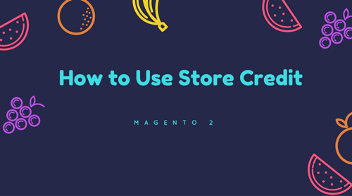 How To Use Magento 2 Store Credit Extension