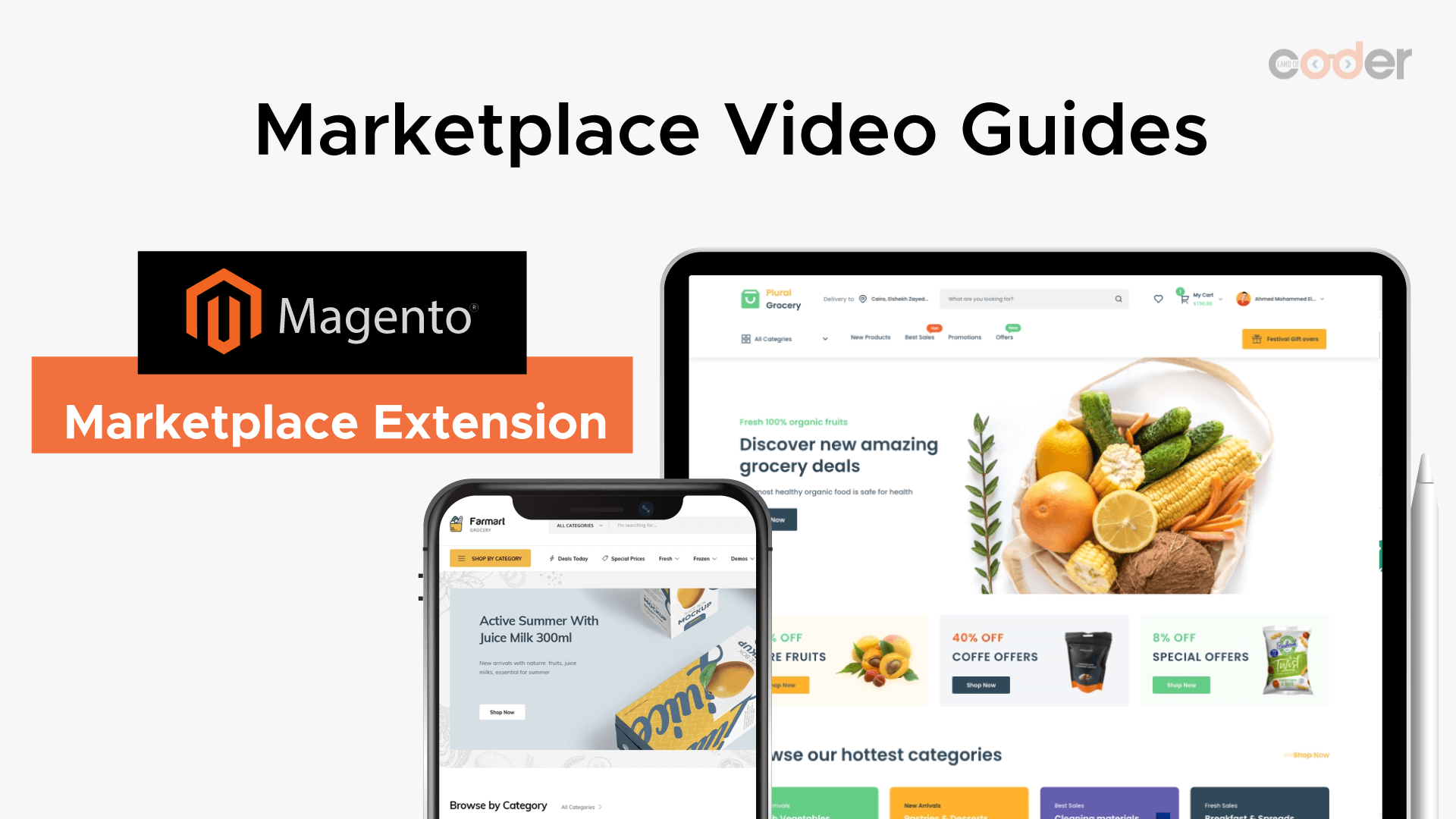 Magento Marketplace Extension video guide