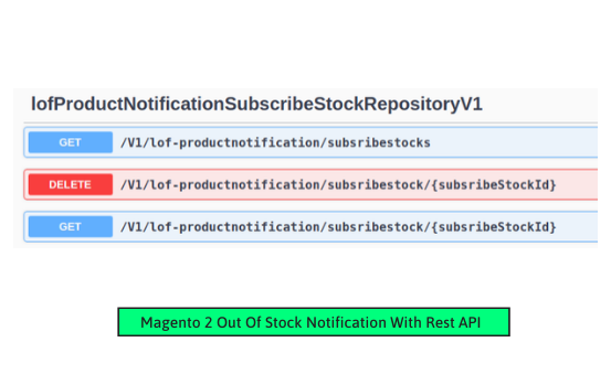 Magento 2 product notification manage subscribe stock