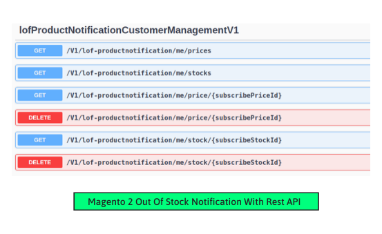 Magento 2 product notification manage customers subscription