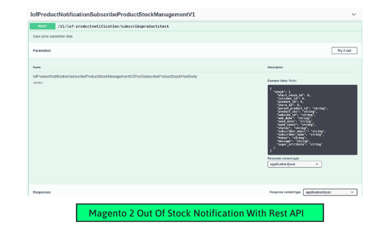 Magento 2 product notification manage product stock subscription