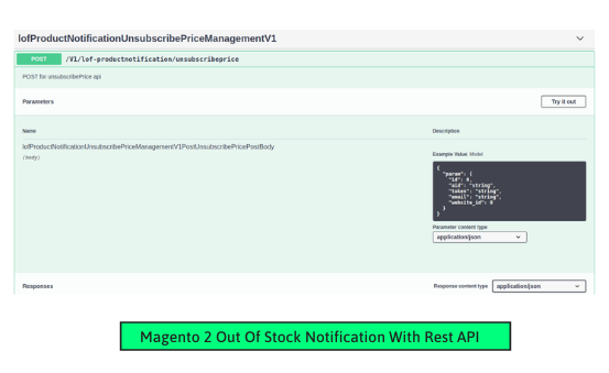 Magento 2 product notification manage price unsubscription