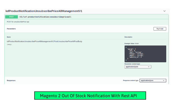 Magento 2 product notification manage price unsubscription all