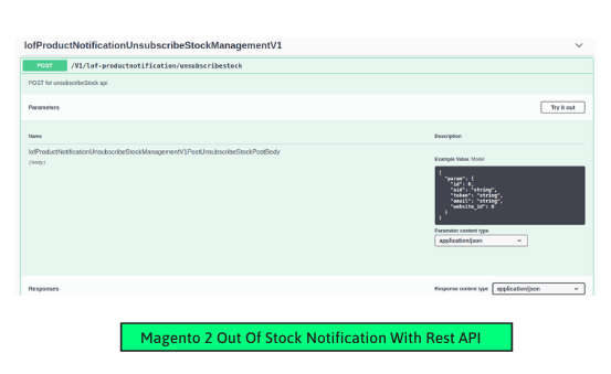 Magento 2 product notification manage stock unsubscription