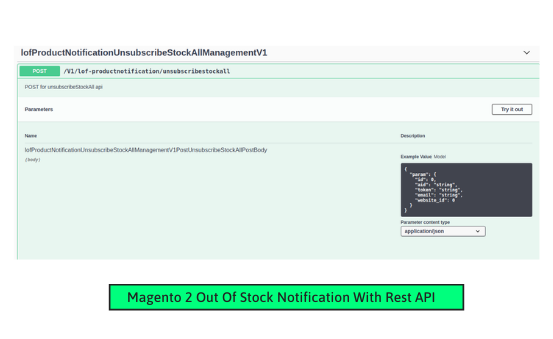 Magento 2 product notification manage stock unsubscription all