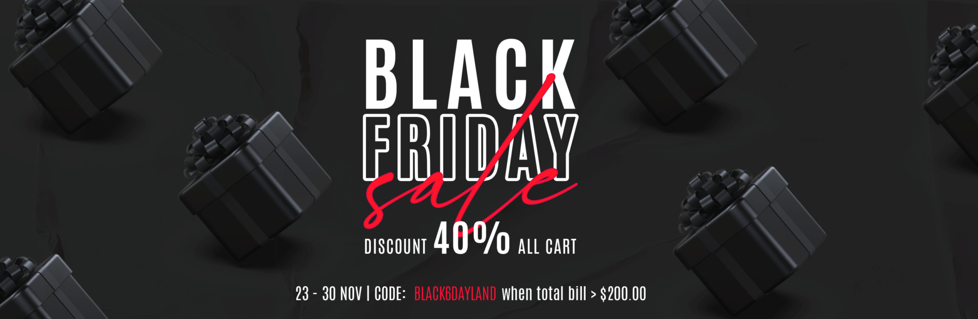 Get Discount Black Friday