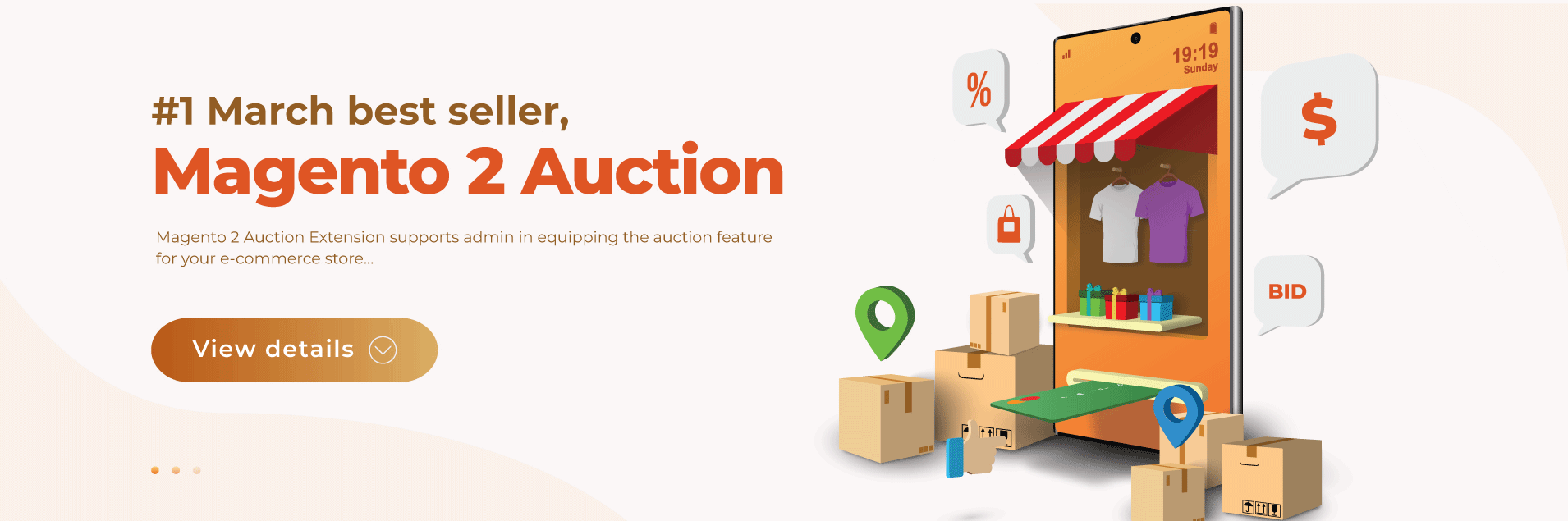 Magento 2 Auction Bidding Extension
