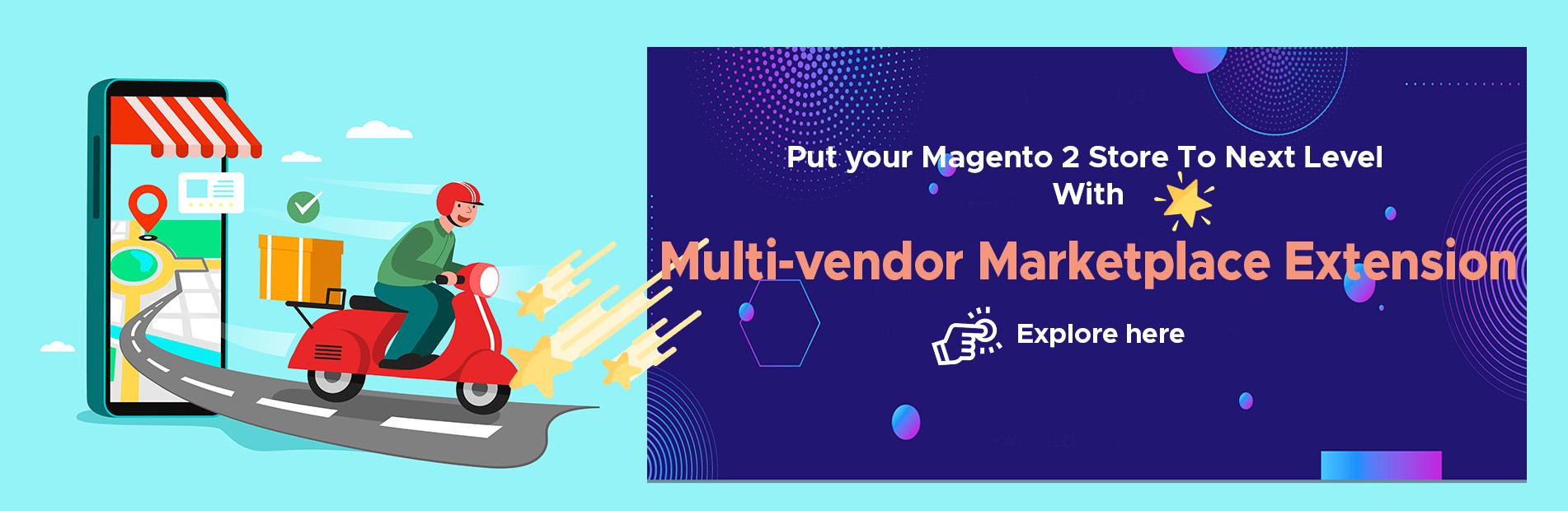 Magento 2 Marketplace - Multi Vendor Extension