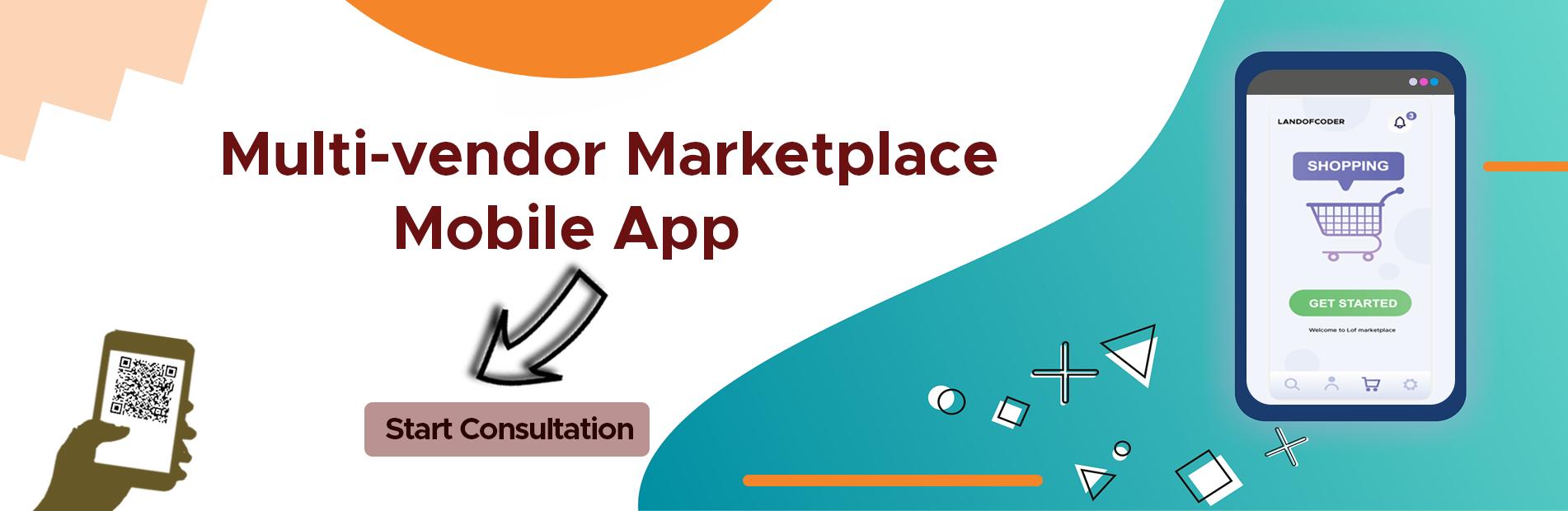 Magento 2 Marketplace - Multi Vendor Mobile App