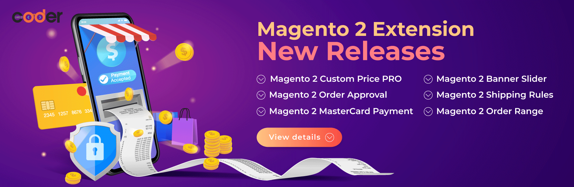 New Magento 2 Extension Release