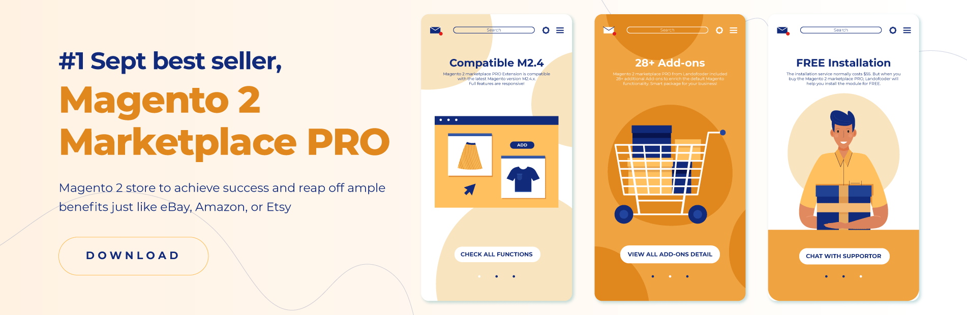 Magento 2 Marketplace Pro Extension