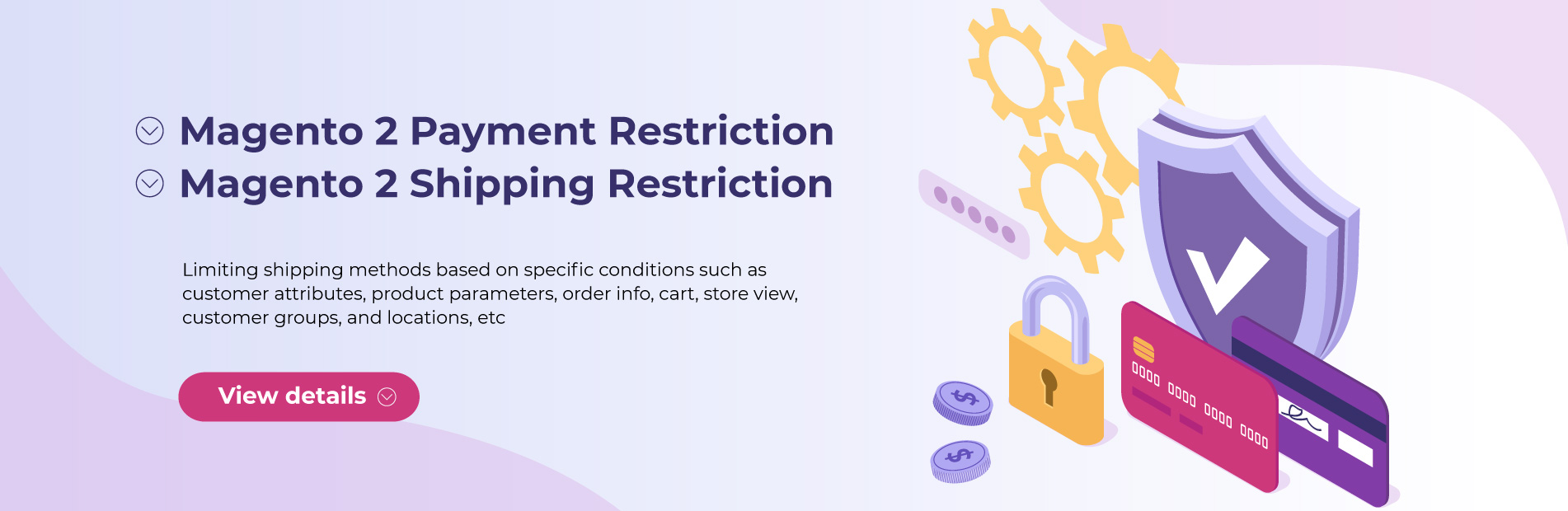 Shipping Restriction Magento 2