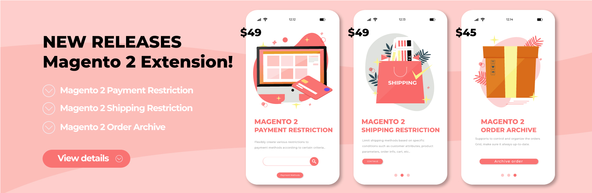 New Releaes Magento 2 Extensions