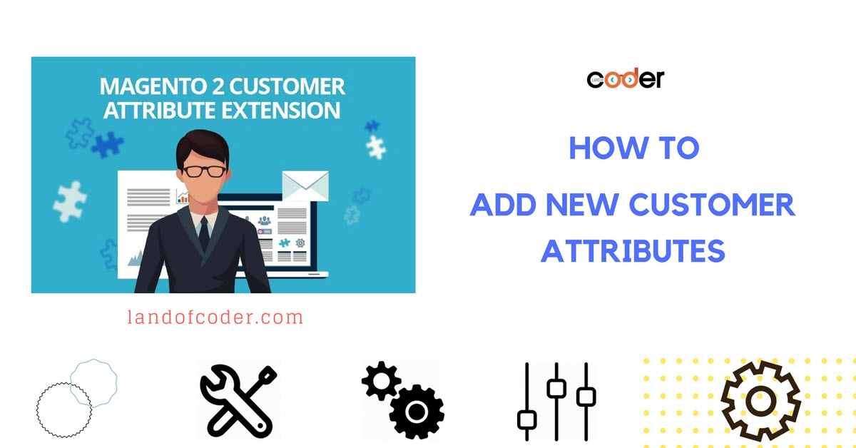 How to add new customer attributes