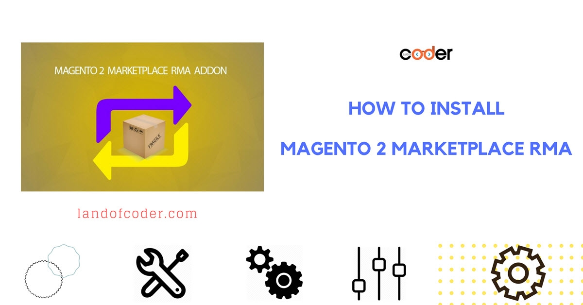 How to insatll Magento 2 Marketplace RMA