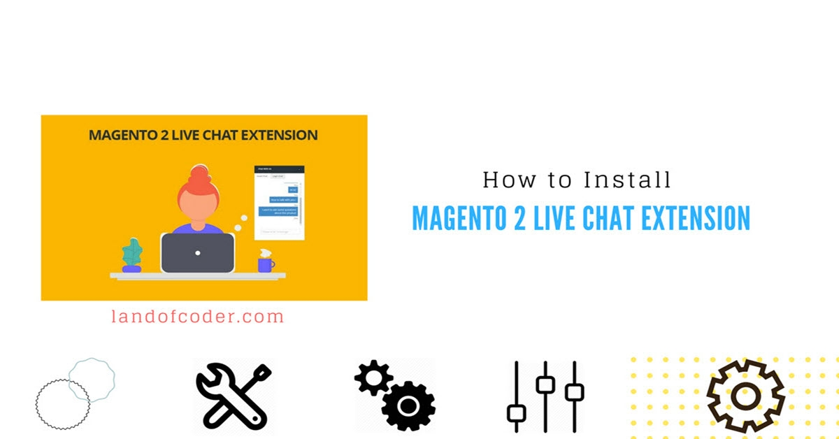 How to Install Magento 2 Live Chat Extension