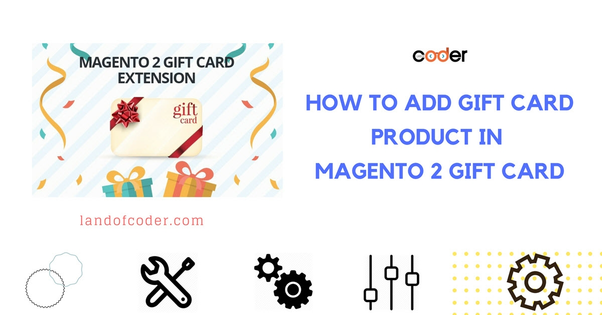 How to add gift card product in M2 Gift Card