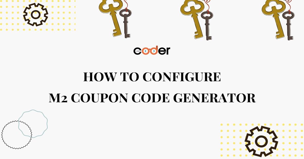 Configure Magento 2 Coupon Code Generator