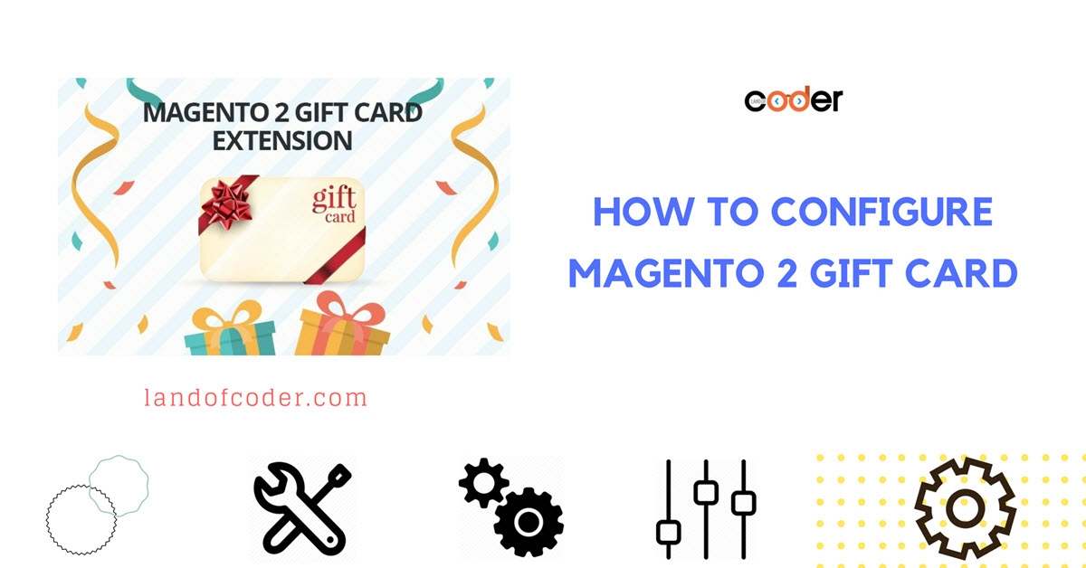 How to configure M2 Gift Card