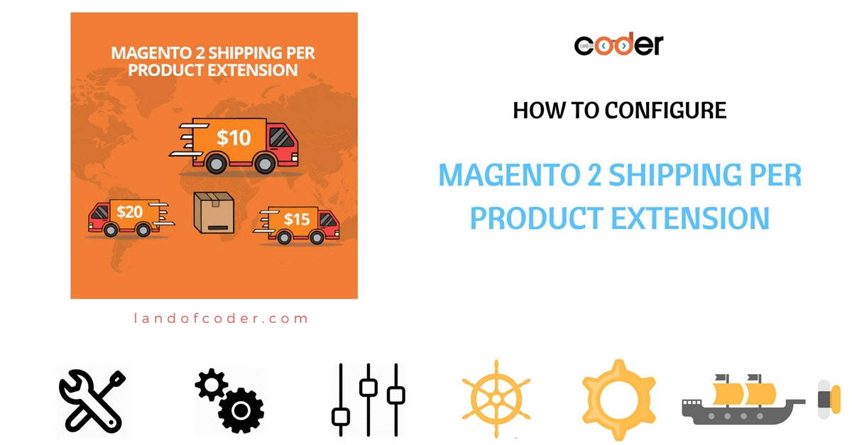 How to configure M2 Shipping Per Product