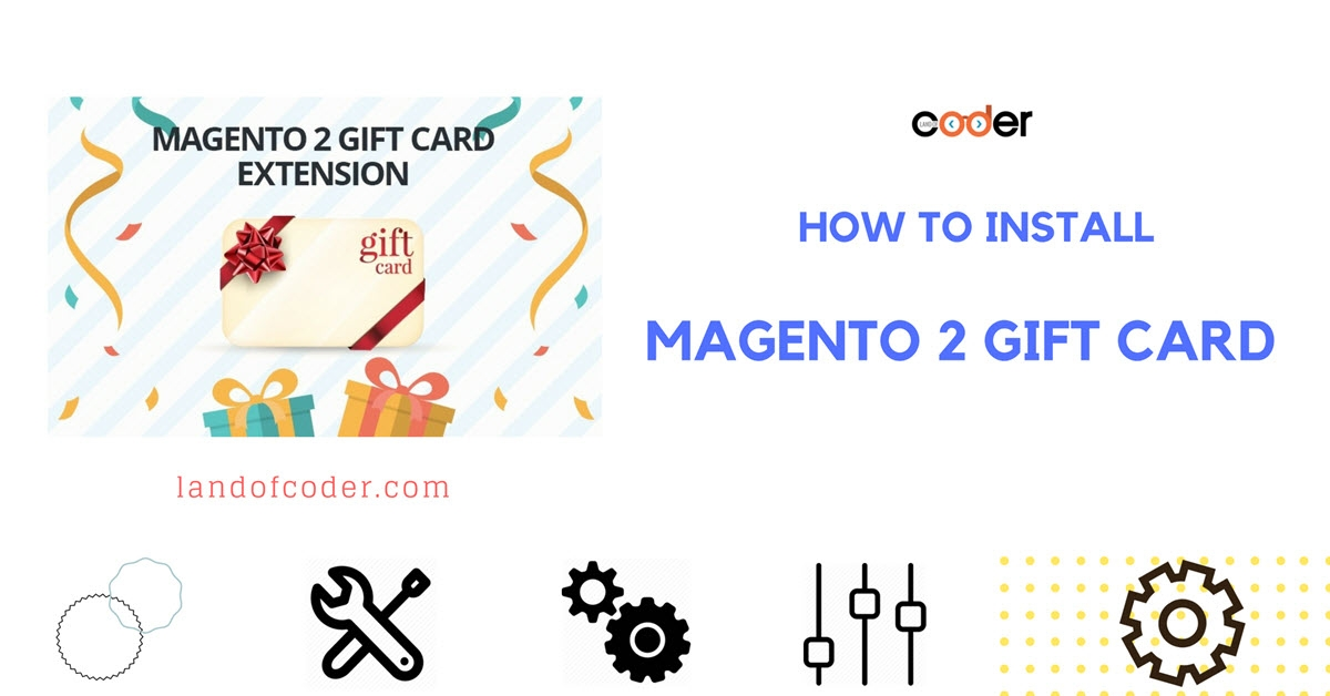 How to install Magento 2 Gift Card