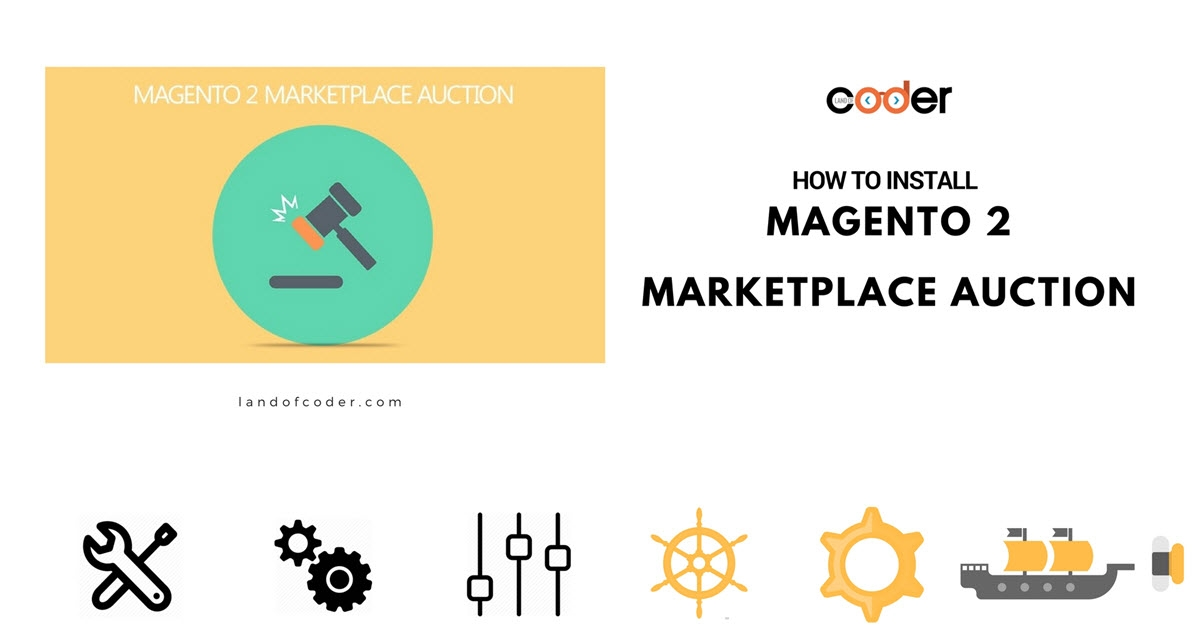 How to install magento 2 marketplace auction
