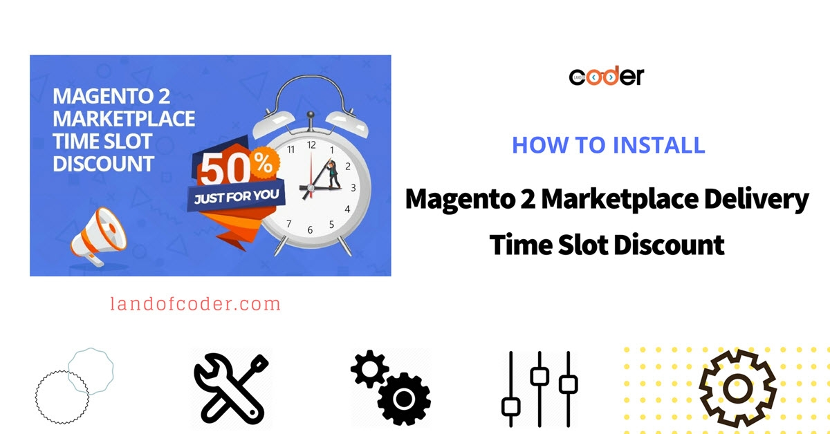 How to install Magento 2 Marketplace Delivery Time Slot Discount