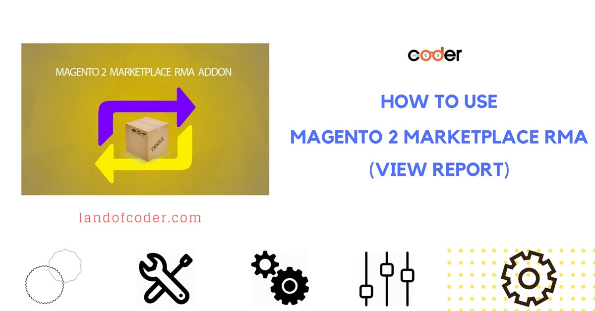 How to view report in Magento 2 Marketplace RMA