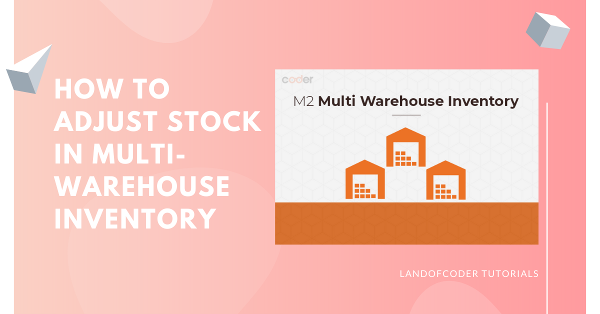 How to adjust stock with Magento 2 multi warehouse inventory
