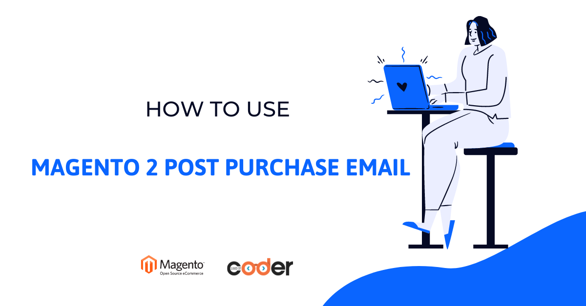 How to use magento 2 post purchase email