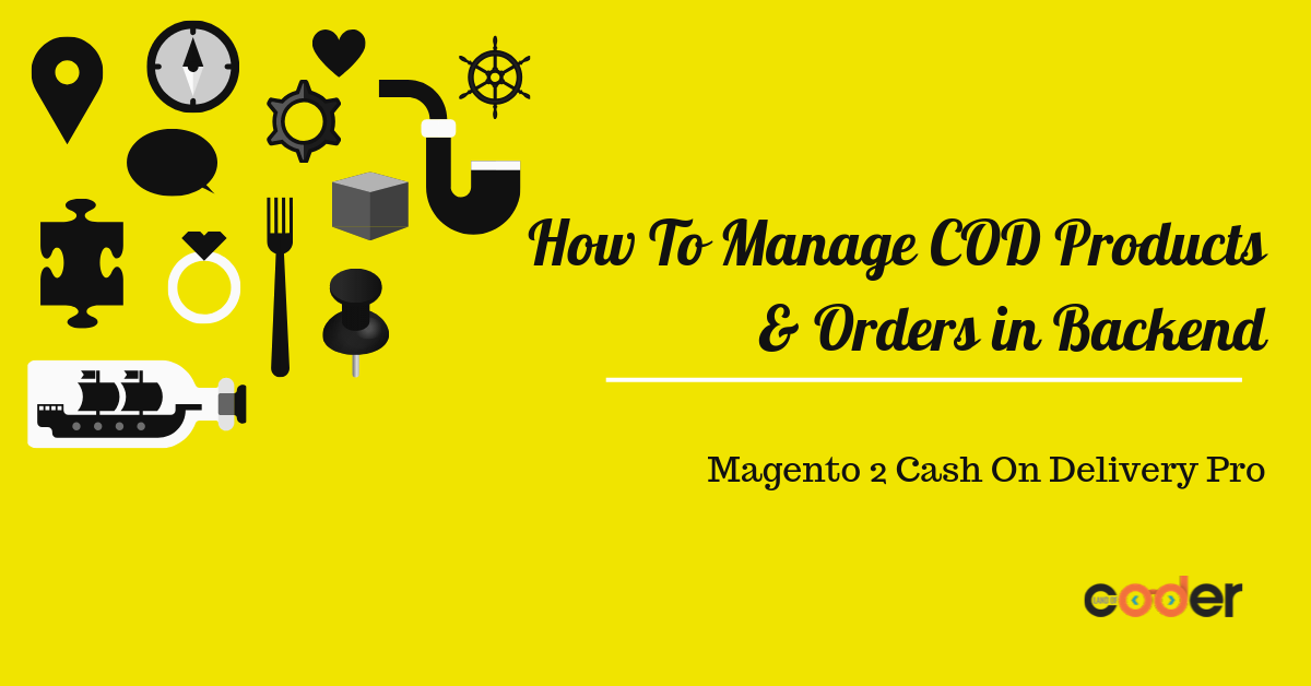 How to manage cod products & orders in magento 2 cash on delivery pro